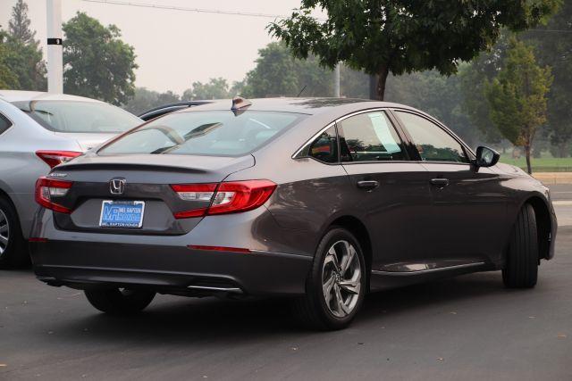 2018 Honda Accord Sedan EX