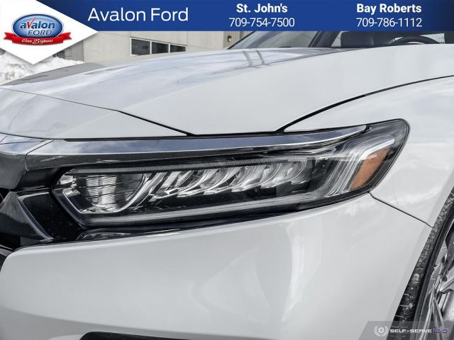 2018 Honda Accord Sedan 1.5T EXL-HS CVT