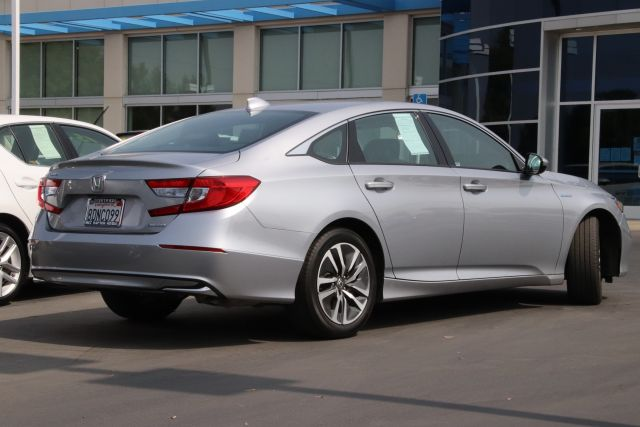 2018 Honda ACCORD HYBRID HYBRID Sedan