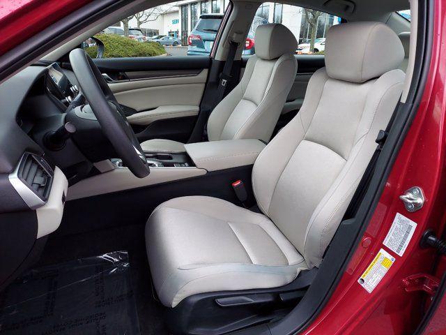 2018 Honda Accord Sedan LX 1.5T