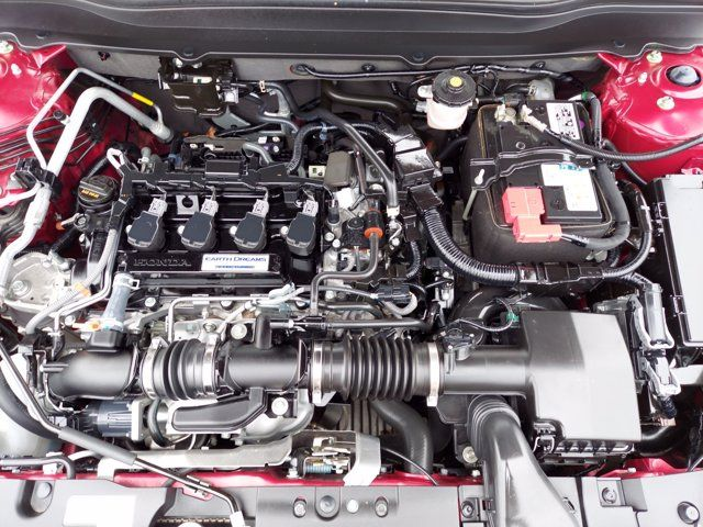 2018 Honda Accord Sedan EX-L 1.5T