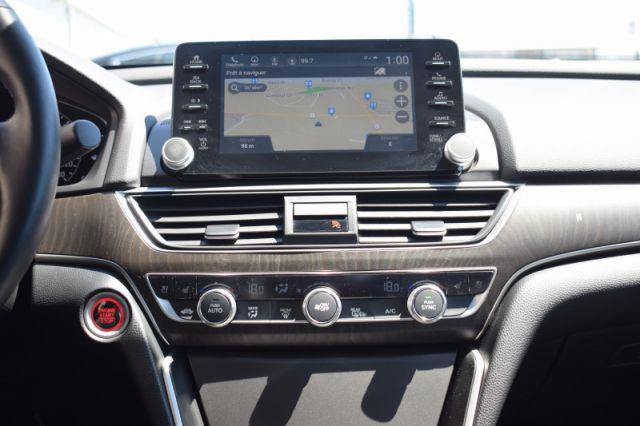 2018 Honda Accord Sedan Touring 2.0  - Sunroof