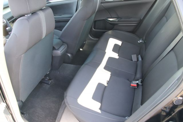 2018 Honda Civic LX Sedan