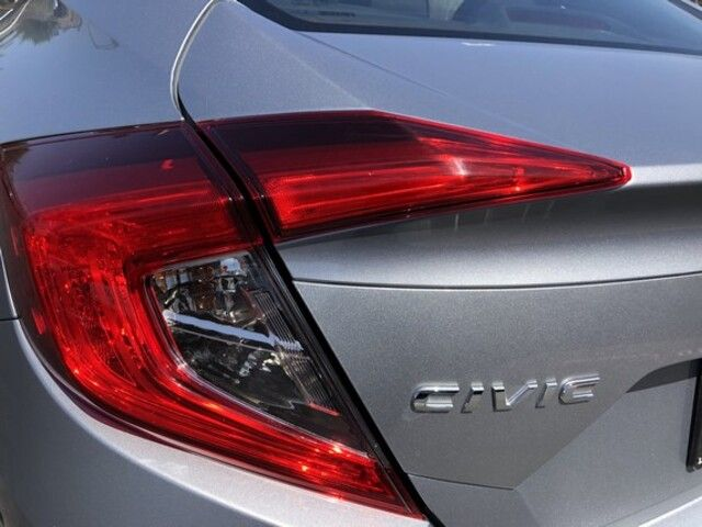 2018 Honda Civic LX CVT