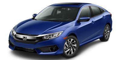 2018 Honda Civic EX CVT Sedan