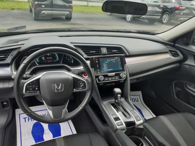 2018 Honda Civic EX-T CVT