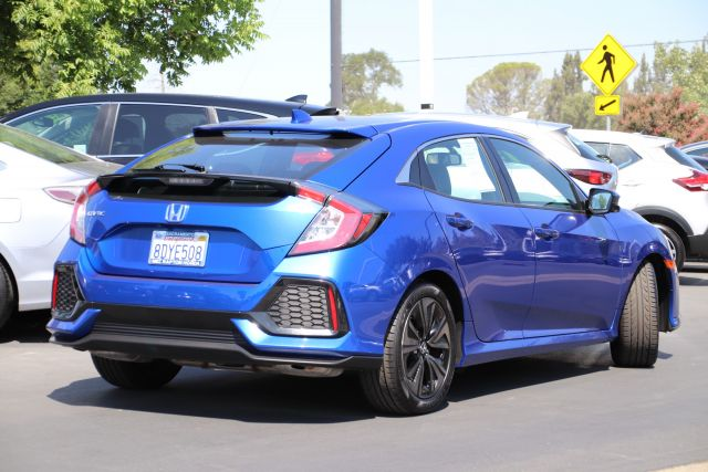 2018 Honda Civic EX-L Hatchback