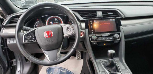2018 Honda Civic Hatchback Sport  - Sunroof - Heated Seats