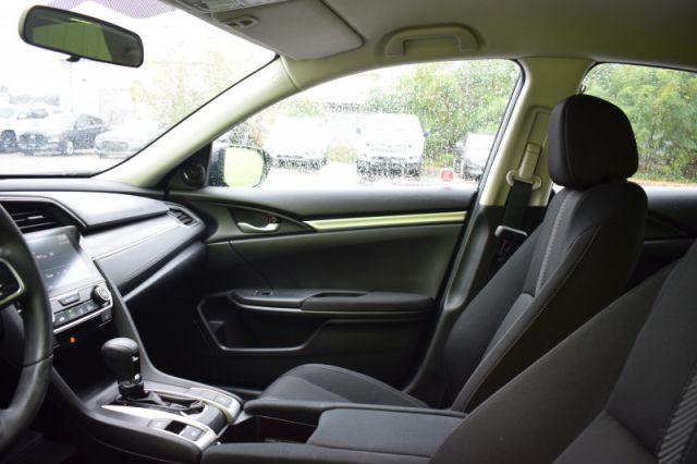 2018 Honda Civic Sedan LX CVT  | BLUETOOTH | HEATED SEATS |