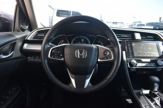 2018 Honda Civic Sedan EX    SUNROOF   DUAL CLIMATE   HEATED SEATS  