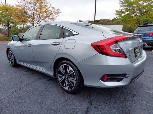2018 Honda Civic Sedan EX-T