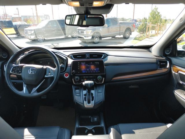 2018 Honda CR-V Touring AWD  LOADED - EX-LUXURY AWD!!
