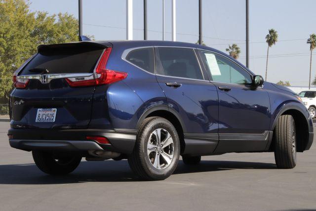 2018 Honda CR-V LX Sport Utility