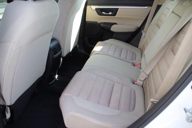 2018 Honda CR-V Sport Utility LX
