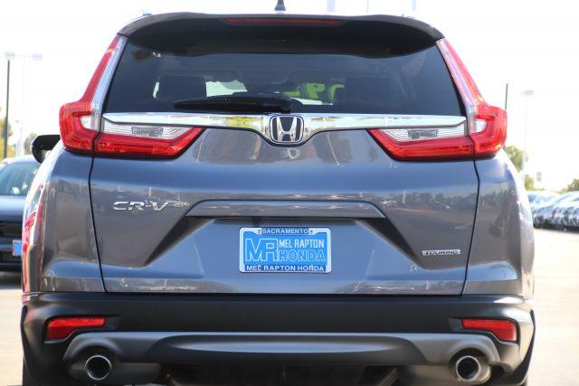 2018 Honda CR-V Touring Sport Utility