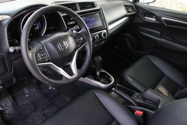 2018 Honda Fit Hatchback EX-L