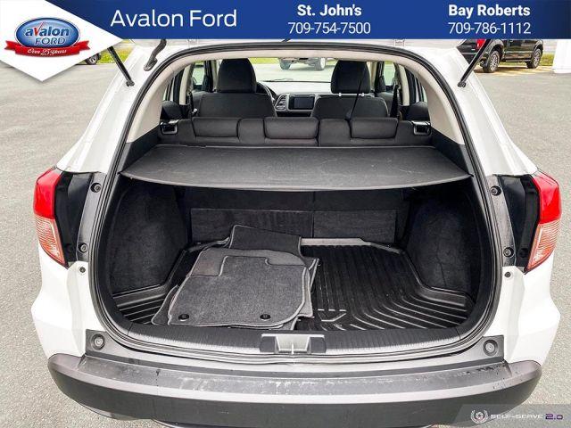 2018 Honda HR-V LX 2WD CVT