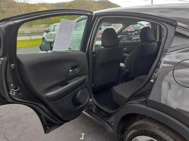2018 Honda HR-V LX AWD CVT