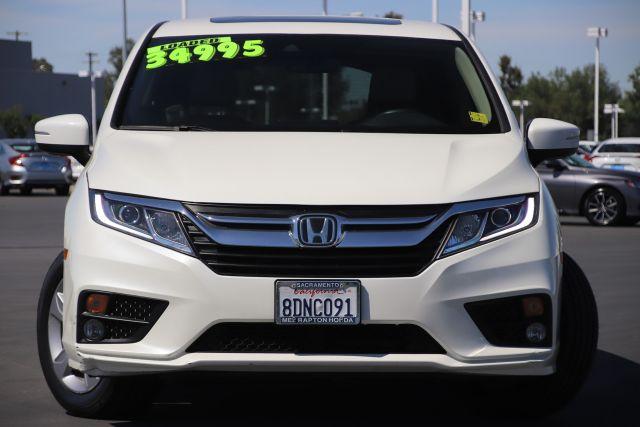2018 Honda Odyssey EX-L Passenger Van