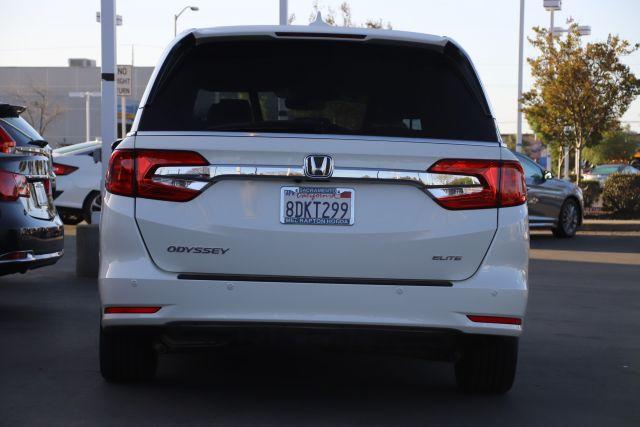 2018 Honda Odyssey Elite Passenger Van