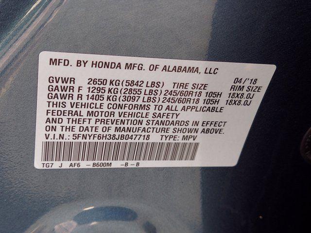 2018 Honda Pilot EX