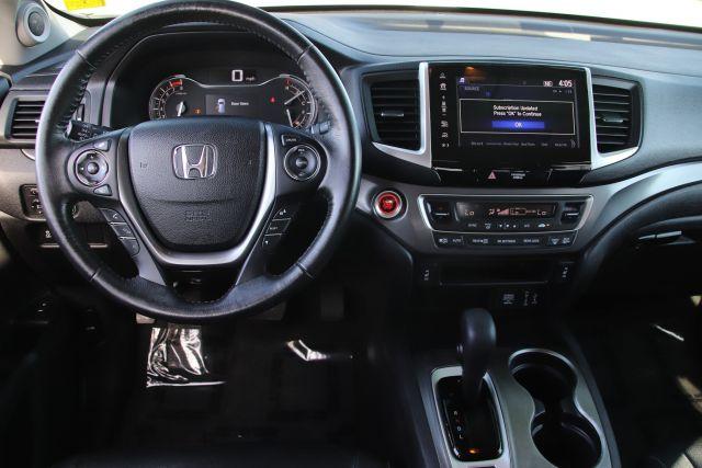 2018 Honda Pilot EX-L Sport Utility