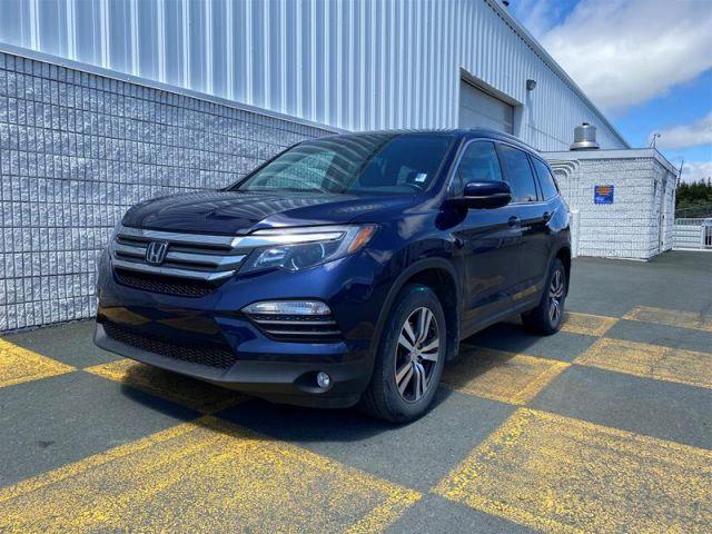 2018 Honda Pilot EXL RES 6AT