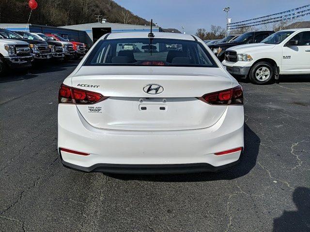2018 Hyundai Accent SEL Sedan Auto