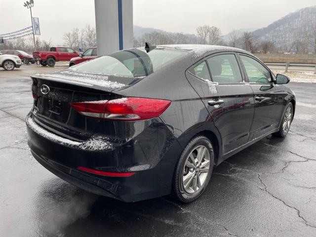2018 Hyundai Elantra SEL 2.0L Auto