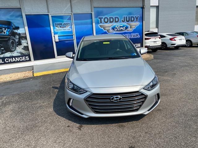 2018 Hyundai Elantra Limited 2.0L Auto
