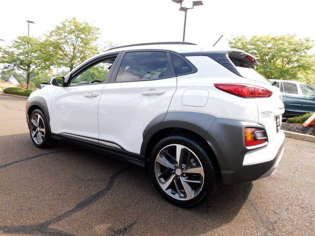 2018 Hyundai Kona Ultimate