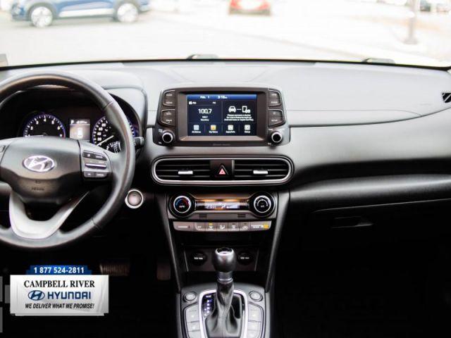 2018 Hyundai Kona 2.0L Luxury AWD  - Leather Seats