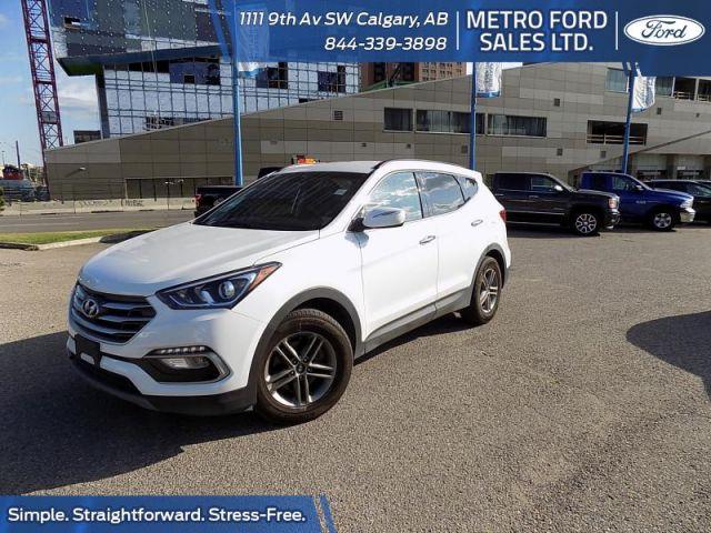 2018 Hyundai Santa Fe Sport AWD