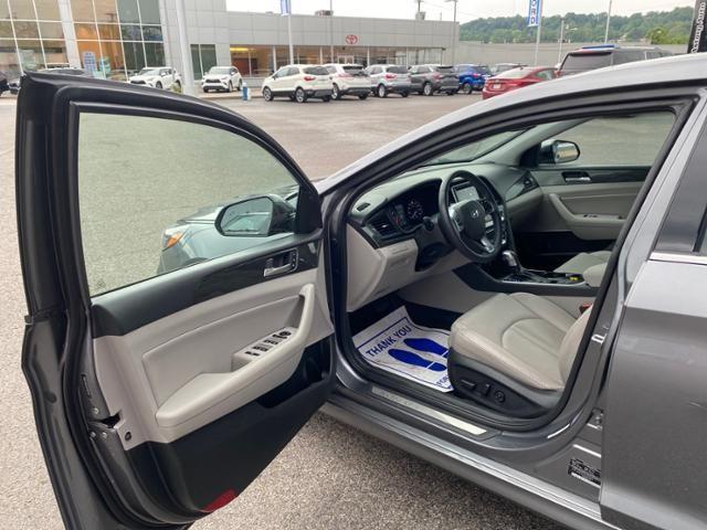 2018 Hyundai Sonata Limited 2.4L