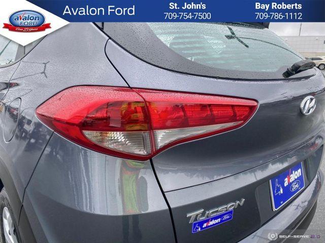 2018 Hyundai Tucson AWD 2.0L Base