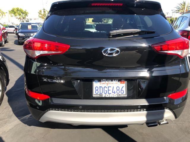 2018 Hyundai Tucson Value FWD