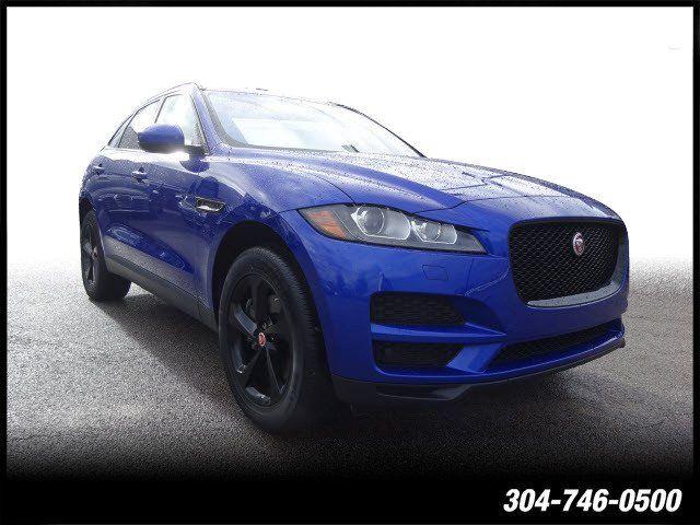 pre owned 2018 jaguar f pace for sale in charleston wv jaguar usa. Black Bedroom Furniture Sets. Home Design Ideas