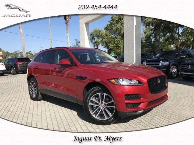 Exceptional New 2018 Jaguar F PACE For Sale In Fort Myers, FL | Jaguar USA