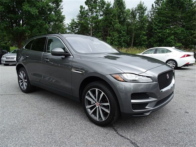 Good 2018 Jaguar F PACE Prestige