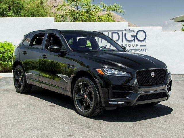 new 2018 jaguar f pace for sale in rancho mirage ca. Black Bedroom Furniture Sets. Home Design Ideas
