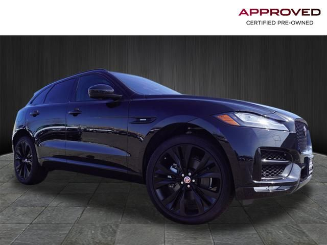 Certified 2018 Jaguar F Pace For Sale In Edison Nj Jaguar Usa