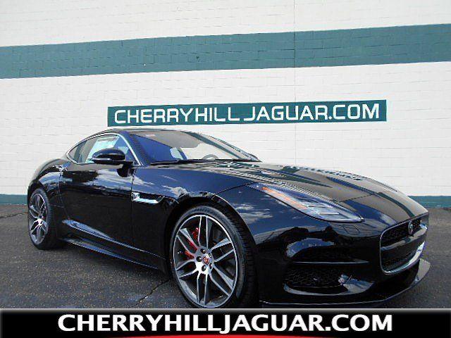 2018 Jaguar F TYPE R