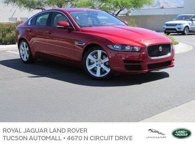 New 2018 Jaguar Xe For Sale In Tucson Az Jaguar Usa