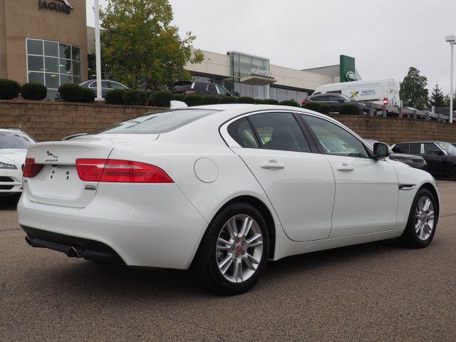Certified 2018 Jaguar XE for sale in Norwood, MA   Jaguar USA