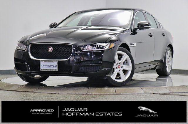 certified 2018 jaguar xe for sale in naperville il jaguar usa. Black Bedroom Furniture Sets. Home Design Ideas