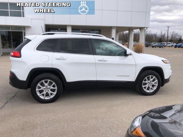 2018 Jeep Cherokee North  - Bluetooth -  Fog Lamps
