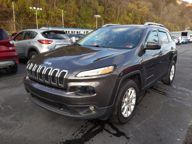 2018 Jeep Cherokee Latitude Plus 4x4