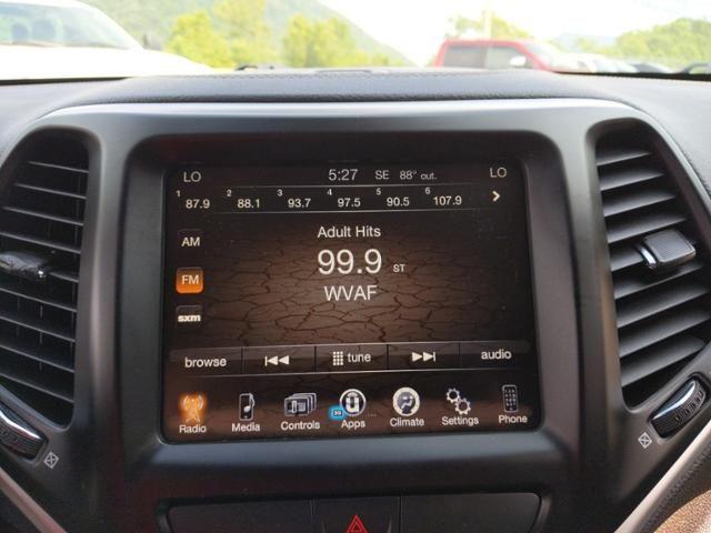 2018 Jeep Cherokee Latitude Plus 4x4