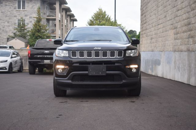 2018 Jeep Compass North  | DUAL CLIMATE | NAV | LEATHER |