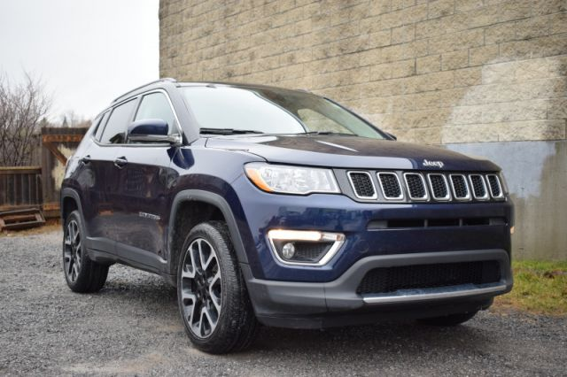 2018 Jeep Compass Limited  - Leather Seats -  Bluetooth